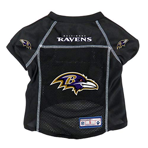 NFL Baltimore Ravens Pet Jersey, Large (Baltimore Ravens Logo Jersey)