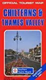 Chilterns & Thames Valley (England) 1:200,000 Leisure Map ESTATE