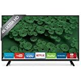 VIZIO D50u-D1 50-Inch 4K Ultra HD 120Hz LED Smart TV (2016 Model)