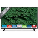 VIZIO 50-Inch 4K Smart LED TV D50U-D1-HSN (2016)