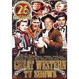 Great Western TV Shows: The Rifleman/Bat Masterson/Jim Bowie/Annie Oakley/Kit Carson/The Deputy/Sug