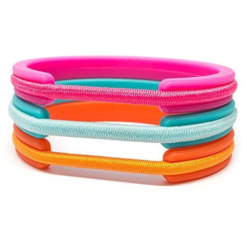Hair Tie Bracelet Bittersweet Tangerine product image