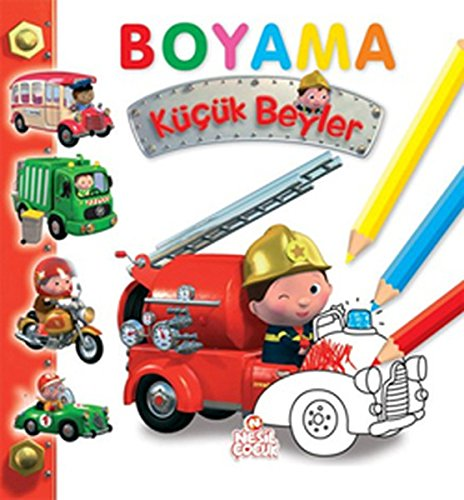 Kucuk Beyler Boyama 1 Nathalie Belineau Ahsen Utku 9786051311258