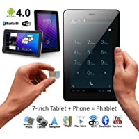 7.0-inch Android 4.0 Smart Phone Tablet PC Bluetooth Google Play Store UNLOCKED!