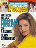 Priscilla Presley, Elton John, Sigourney Weaver - September 8, 1986 People Weekly Magazine