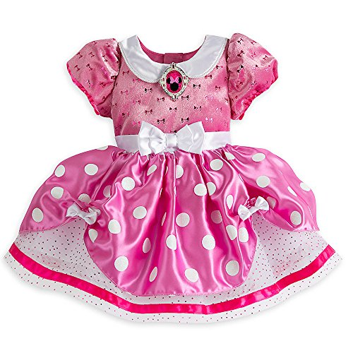 Disney Minnie Mouse Costume for Baby Size 6-12 MO Pink -
