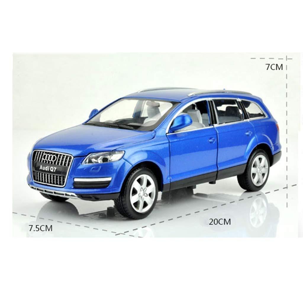 estar en gran demanda AGWa Modelo a escala escala escala Modelo de vehículo de simulación Vehículo de juguete Aleación de simulación Modelo de coche de Aurora Regalo de metal Modelo Regalo Decoración  orden en línea