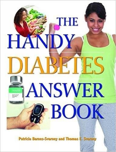 Download The Handy Diabetes Answer Book (The Handy Answer Book Series) pdf epub