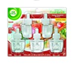 Air Wick Scented Oil 5 Refills, Apple...