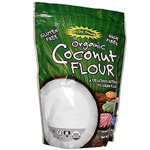 Edward & Sons, Organic Coconut Flour, 1 lb (454 g) Edward & Sons, Organic Coconut Flour, 1 lb (454 g) - 2pcs