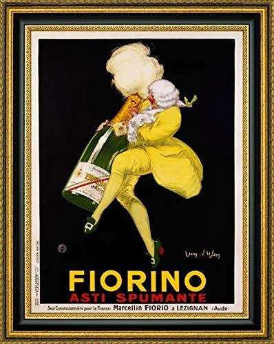 Fiorino Asti Spumante 1922 by Jean Dylen - 25.25