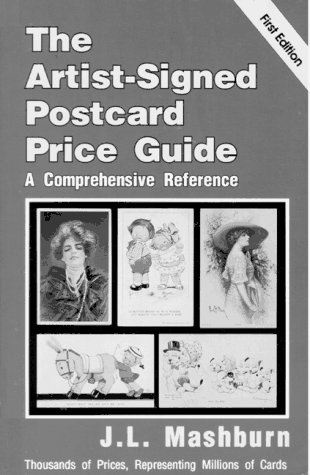 Artist-Signed Postcard Price Guide: A Comprehensive Reference