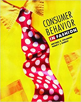 Consumer behaviour in fashion solomon 34