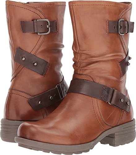 Rockport Leather Clogs - Rockport Cobb Hill Collection Women's Cobb Hill Brunswick Boot Almond Leather 9 B US