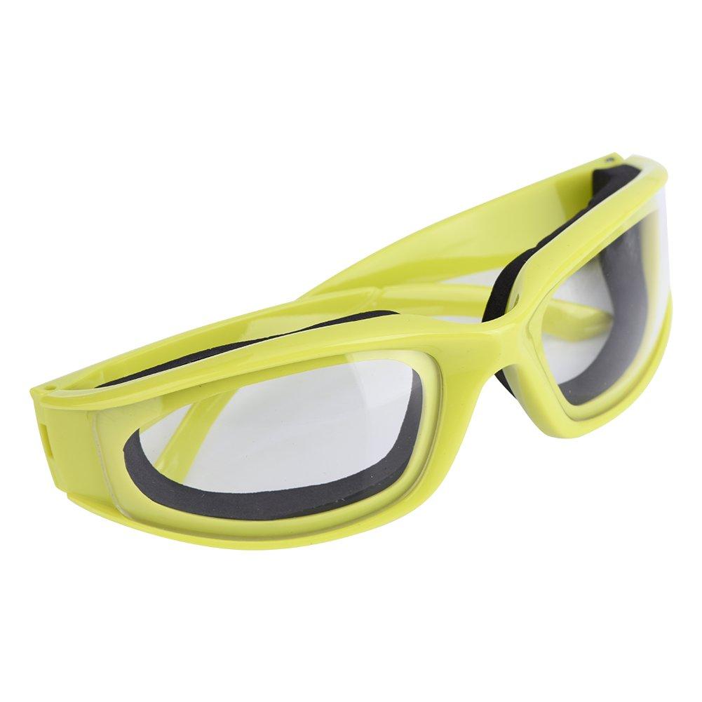 Kitchen Onion Goggles, Anti-Spicy Onion Cutting Goggles Anti-Splash Protective Glasses Eye Protector Kitchen Gadget Fdit