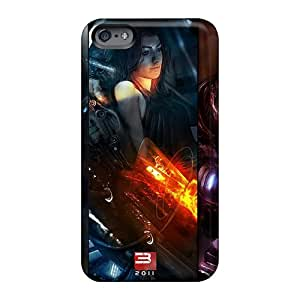 Top10cases Apple Iphone 6 Plus Anti-Scratch Hard Cell-phone Cases Provide Private Custom Trendy 2011 Mass Effect 3 Pictures [eet2303FrRO]