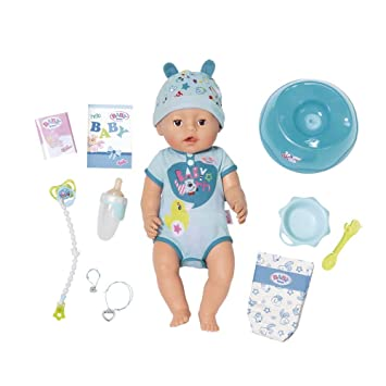 b5fd4d362dd718 Zapf Baby Born Interactive Boy Doll
