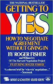 Getting to Yes (book review)