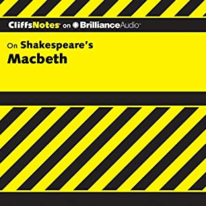 Macbeth: CliffNotes Audiobook