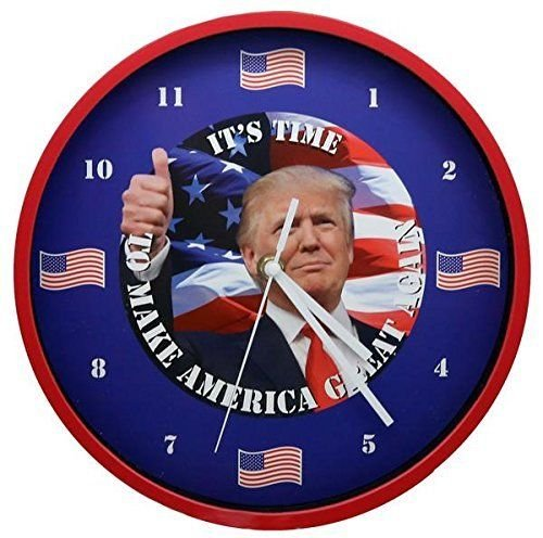 President Trump Talking Clock!