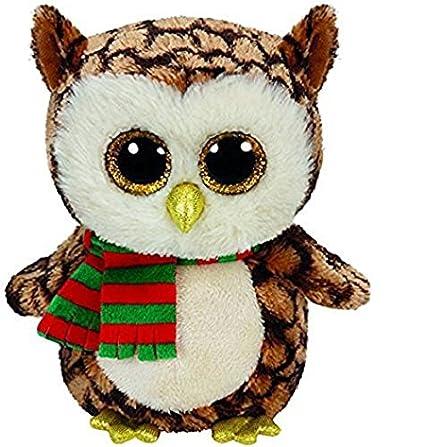 0582608b4 Amazon.com  Ty Beanie Baby-ty36173-plush-beanie Boo  S-Small-Wise ...
