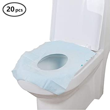 Marvelous Portable Disposable Paper Toilet Seat Covers For Travel Waterproof Antimicrobial Maternal Ibusinesslaw Wood Chair Design Ideas Ibusinesslaworg
