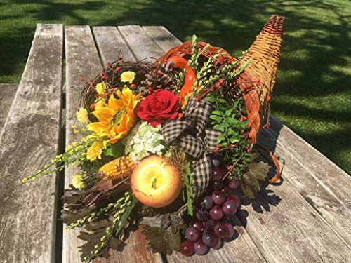 fall cornucopia, Thanksgiving -