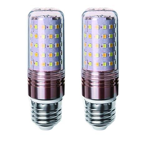 Bombilla LED E27 / 12W equivalente a 80 W / 823lm 3 Colores- 2 unidades