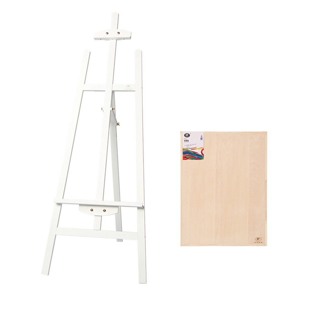 hasta un 60% de descuento YAGEER huajia Pintor Profesional de Caballete de de de Pino Pintura de Piso de Caballete exposición Caballete Vertical portátil, Ajustable, Altura 145 cm (Color : D)  productos creativos