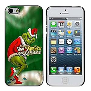 How The Grinch Stole Christmas Dr. Seuss iphone 4/4s Case