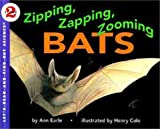 Zipping, Zapping, Zooming Bats, Ann Earle, 006445133X