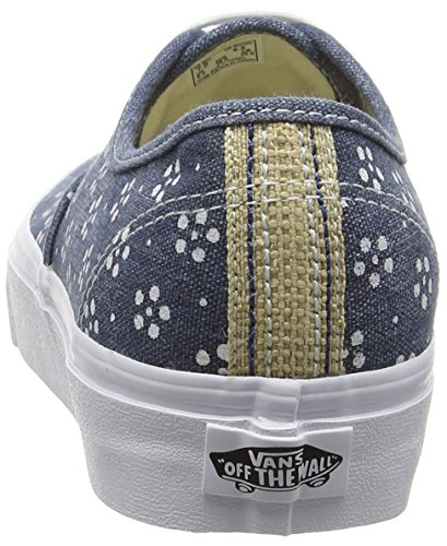 top Unisex Webbing Blau Navy Erwachsene Batik Low Authentic Vans Hf1w4nxx
