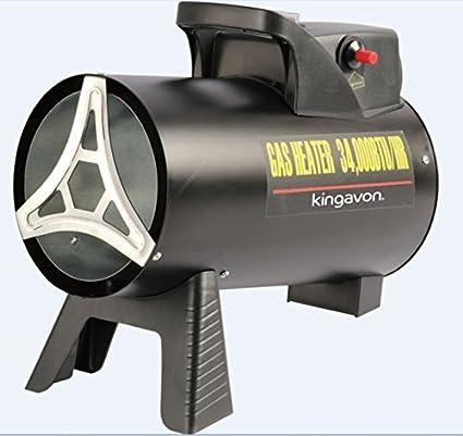 Garden Mile 10kw INDUSTRIAL Calefactor ventilador eléctrico ...