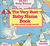 Image of The Very Best Baby Name Book in the Whole Wide World