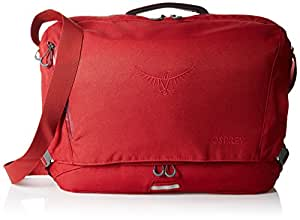 Osprey Packs Beta Courier Bag (Spring 2016 Model), Pinot Red