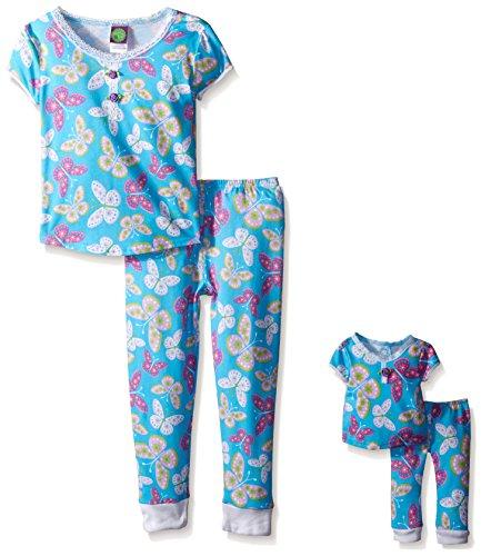 Dollie Me Girls Snugfit Sleepwear