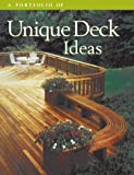 A Portfolio Of Unique Deck Ideas (Portfolio Ofideas)
