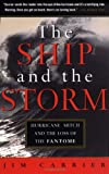 The Ship and the Storm, Jim Carrier, 0156007401