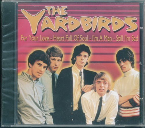 The Yardbirds - The Yardbirds By Forever Gold - Zortam Music