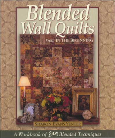 Blended Wall Quilts From In The Beginning - Evans Quilt