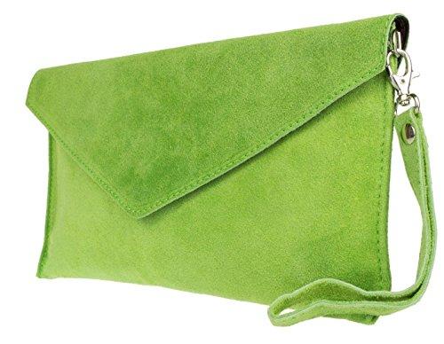 clair pour vert Pochette femme Elegant Fashions wqgXvSnE