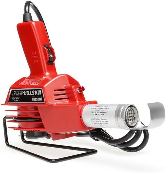 Assembled in the USA Master Appliance 10008 Master Mite Heat Gun 650 Degrees F Quiet Low Airflow Motor 475 Watts 120 Volt