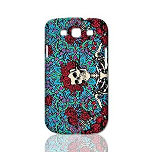 Creative Article Series Grateful Dead Psychedelic New Style Case ROUGH Skin 3D Hard Durable Case Cover for Samsung Galaxy S3 i9300