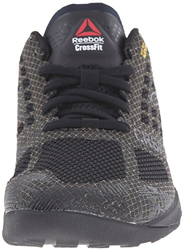 huge discount 3fb6f 862e3 Reebok Men s R Crossfit Nano 5.0 Training Shoe, Black Gravel, 14 M US  Buy  Online at Low Prices in India - Amazon.in