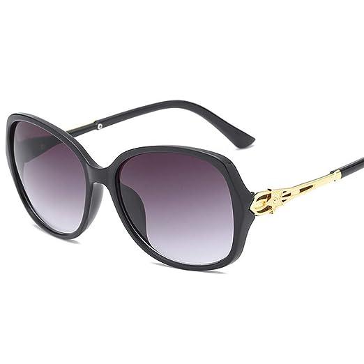 P-WEIAN Gafas de Sol para Mujer Moda Gafas de Sol Elegantes ...