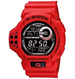 G-Shock Altimeter Barometer 20 Bar Black Dial Men's watch #GDF100-4