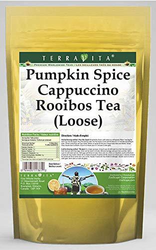 Pumpkin Spice Cappuccino Rooibos Tea (Loose) (8 oz, ZIN: 544499)