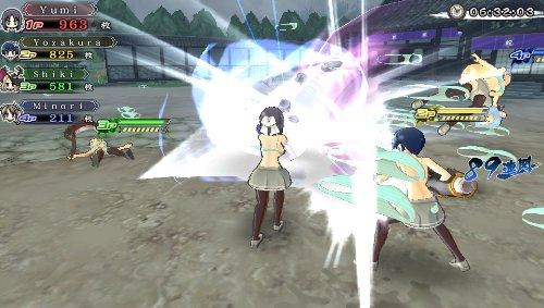 Sony PS Vita Senran Kagura Shinovi Versus Shoujotachi no Shoumei