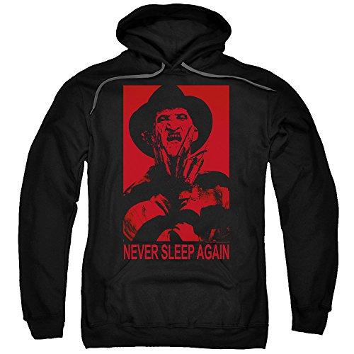 Negro Hoodie Sleep Again Street On Elm Hombre Never Nightmare nwqSHaH