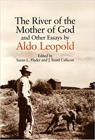 the river of the mother of god and other essays by aldo leopold the river of the mother of god and other essays by aldo leopold aldo leopold j baird callicott susan l flader 9780299127640 com books